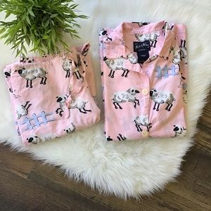 Nick & Nora | 2 Piece Pajama Set Counting Sheep